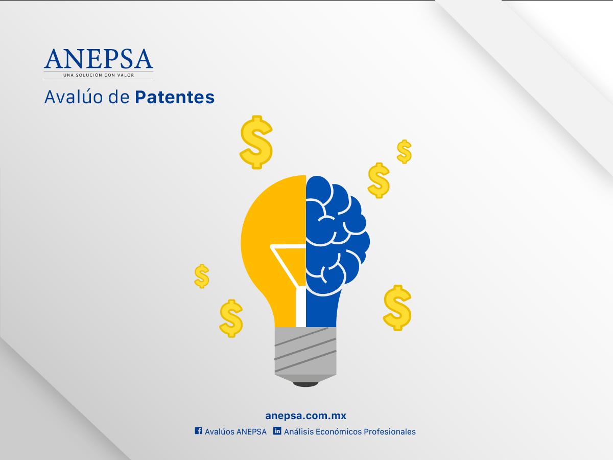 Avaluo de patentes