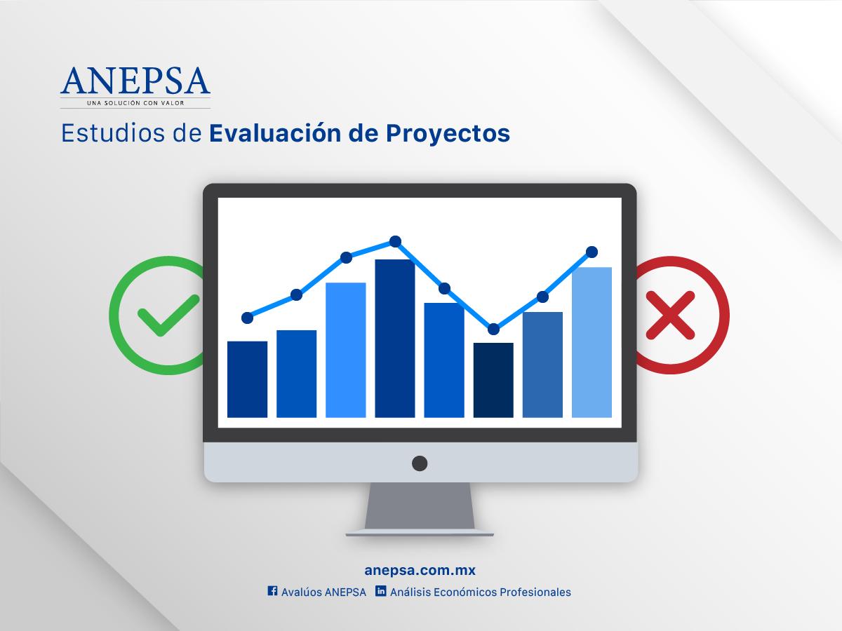 Estudios de evaluacion de proyectos