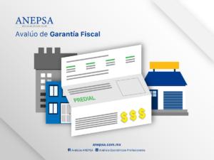 avaluo de garantia fiscal