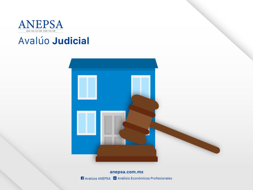 avaluo judicial