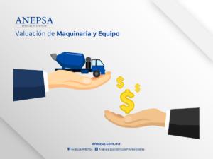 valuacion de maquinaria y equipo