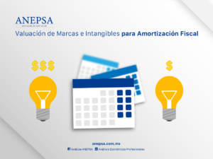valuacion de marcas e intangibles para amortizacion fiscal