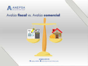 Avaluo fiscal vs.Avaluo Comercial