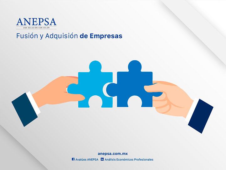fusion y adquisicion de empresas